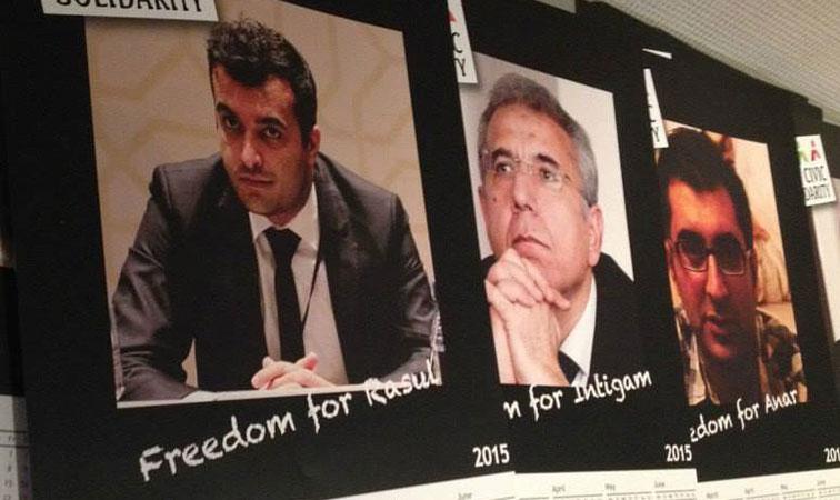 Мы проводим кампании в защиту людей и организаций, подвергающихся преследованиям